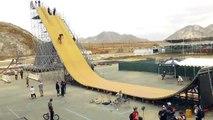 BMX - NITRO WORLD GAMES - BEST TRICK PRACTI