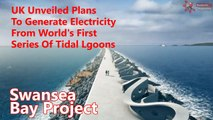 UK Will Generate Electricity Using Tidal Waves Using This Techn