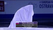 Evgenia Medvedeva - Closing Gala - 2017 European Figure Skating Championsh