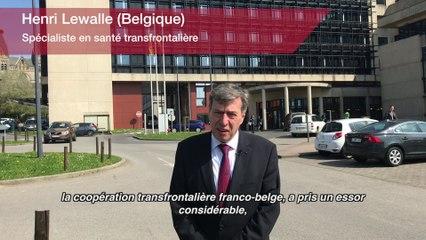 Transfrontalier : Henri Lewalle, Spécialiste en santé transfrontalière (Belgique)