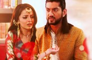 Ishqbaaz And Dil Bole Oberoi Omkara Concern For Gauri's Injured Hand 30th May 2017