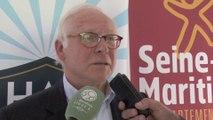 Le HAC accueille la phase finale du Championnat de France Cécifoot: réaction de Jean-Michel Kociszewski (Président de l'Association du HAC)