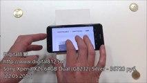 Sony Xperia XZs - распаковка, предварительный обзор