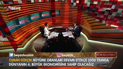 Osman Gökçek: Bazı insanlar yalanlara kandı