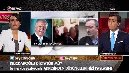 Osman Gökçek: Bu davranış etik mi