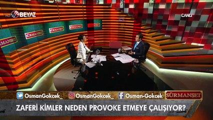 Osman Gökçek: Artık gezi olaylarının yaşanmasına ihtimal vermiyorum