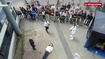 Lorient. Journée criminalistique au Lycée Saint-Joseph