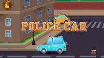 Emergency vehicles   learn vehicles   cars cartoons   video