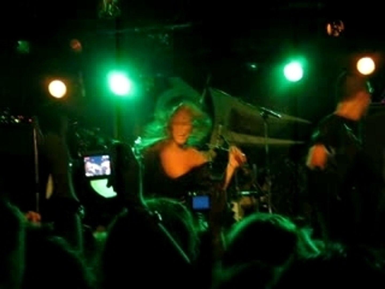 LaFee Concert Boule Noire --> Du Bist Schöne