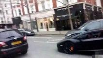 Super car Idiot Drivers - Lamborghini Driving Fails, Most Funny Supercars Fail