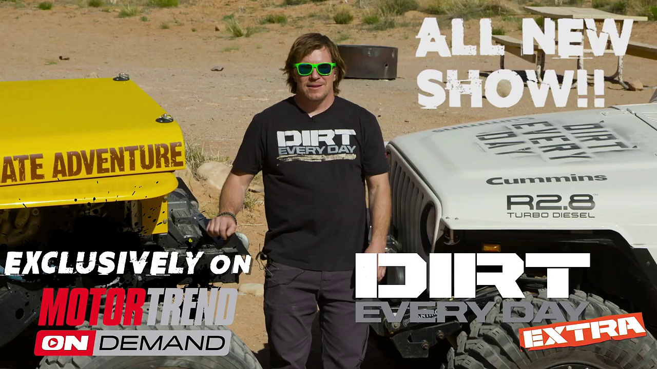 Jeep vs. Jeep – Dirt Every