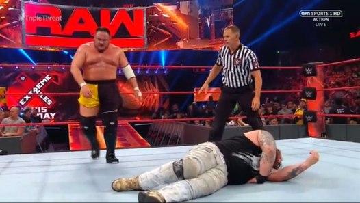 Wwe Monday Night Raw 06 3 Part 1 2017