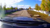 Hilariously Stupid Accident    RUSSIA (3 Wheeler Motorcycle