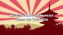 Most Iconic Japanese Cars O