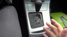 How To Shift Gears In An Automatic Car-Driving