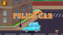 Emergency vehicles   learn vehicles   cars cartoons   video Fo
