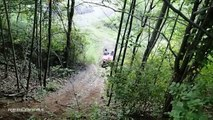 4x4 Rhino Off Roading Fail! Goes Uphill And Flips Over