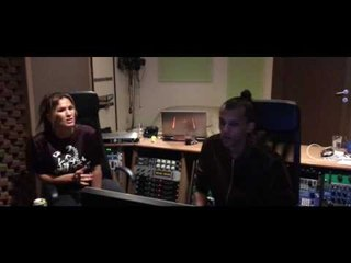 VITAA & STROMAE [Studio session]