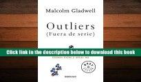 Popular Book  Outliers (Fuera de serie)/Outliers: The Story of Success: Por qu? unas personas