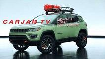Jeep Compass Trailpass Video Concept 2017 Jeep Trailpass Jeep Compass INTERIOR Video 201
