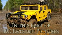 RC MUD Trucks 4x4 Trail — Hummer H1 OFF Road Part Two — RC Extreme