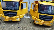 Excavator for kids   Trucks for kids   cars for kids   videos for