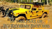 RC Muddy Truck 4x4 — Hummer H1 Stuck in The MUD Part One — RC Extreme Pic