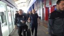 Atiker Konyaspor, Final Için Eskişehir'e Hareket Etti
