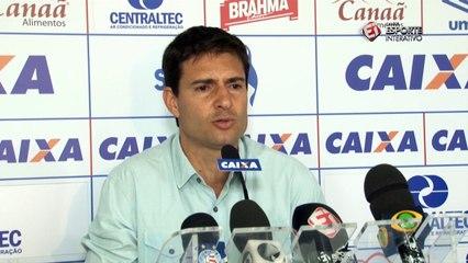 Diretor do Bahia confirma acerto com novo técnico, mas não revela se é Jorginho