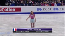 Laurine Lecavelier - Free Skating - 2017 European Figure Skating Champio