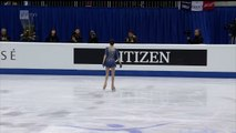 Jevgenia Medvedeva - Free skating - 2016 European Figure Skating Cha