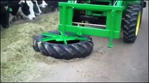 Modern Farming Cow Cleaning Machine Compilation #DH