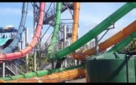 World's Most Fun Water slides Extreme Tallest Water Slid