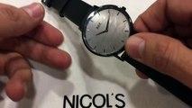 The MINIMALIST - Relojes REC Watches Mini