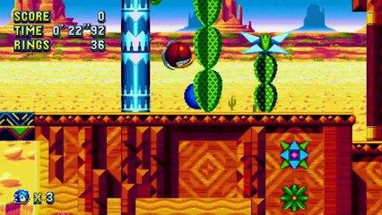 Sonic Mania Pre-Order Trailer de Sonic Mania