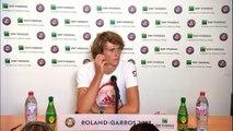 """Roland-Garros - Zverev : """"J'ai fait de la m***** sur le court"""""""