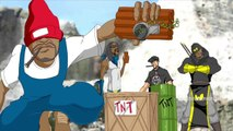 """Snoop Dogg feat Redman, Method Man & B-Real """"Mount Kushmore"""""""