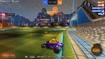 Rocket League: Jacob hits an unbelievable boomer