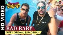 Latest Punjabi Songs - Bad Baby - HD(Full Song) - Second Hand Husband - Gippy Grewal & Badshah - Gippy Grewal, Dharamendra & Tina Ahuja - PK hungama mASTI Official Channel