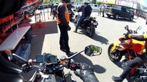 2016 KTM 1290 Super Duke Ride Review from KTM Demo Days.
