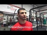 """My Favorite Fighter is CANELO"" - Alexis Zazueta ( EsNews Boxing)"