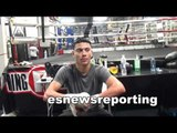 SAN ANTONIO BOXING STAR HECTOR TANAJARA ON SPARRING MIKEY EsNews Boxing