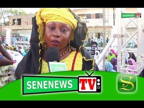 Tivaoune 2016: les pèlerins s'expriment au micro de SeneNews TV