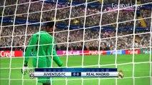 Real Madrid vs Juventus | Final UEFA Champions League | PES 2017