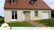 A vendre - Maison/villa - Ham (80400) - 6 pièces - 112m²