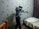 Electro dance kid 10 years old kkk mongolian electro dance
