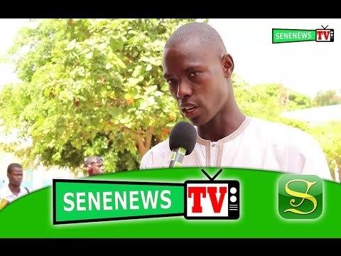 SeneNews TV: Immunité parlementaire qu'en pensent les apprentis  juristes