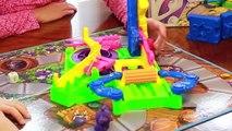 Play Doh Birthday Cake - Happy Birthday Cake Games Kids Kitchen Toys Play-Doh Toy Video GA