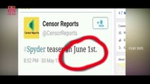 Spyder Teaser Releasing On June 1 | Spyder Teaser | Mahesh Babu | Rakul Preeth Sing | A R Muragadas