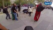 Amnesty International réclame l'interdiction des grenades de désencerclement